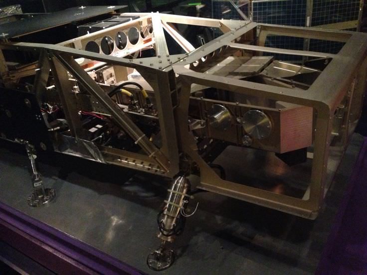 A Research to SPACE EXPLORATION - Science Museum -10