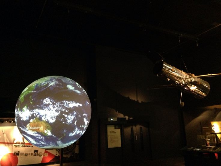A Research to SPACE EXPLORATION - Science Museum -14
