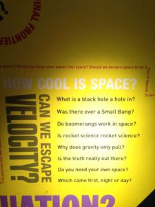 A Research to SPACE EXPLORATION - Science Museum -2