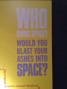 A Research to SPACE EXPLORATION - Science Museum -3