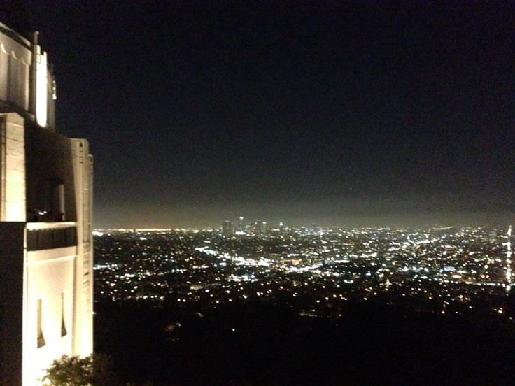 A research to Griffith Observatory-11