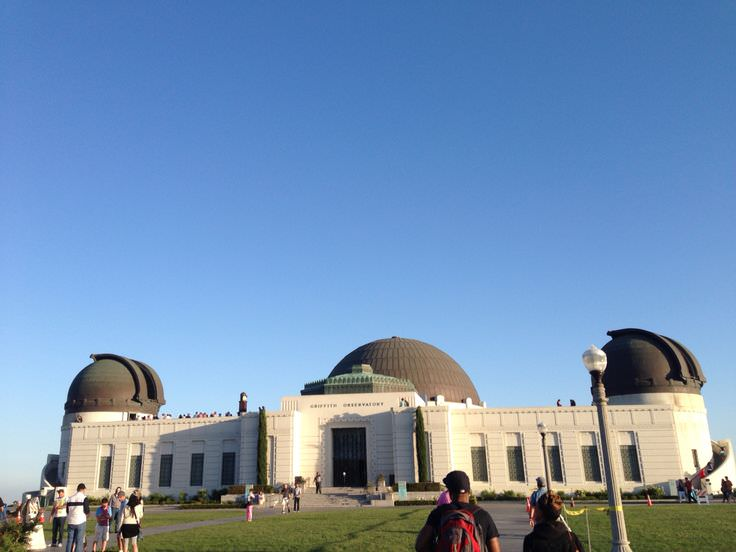 A research to Griffith Observatory-27