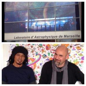 Laboratoire d'Astrophysique de Marseille (UMR7326 - CNRS-INSU, Université d'Aix-Marseille) - 23