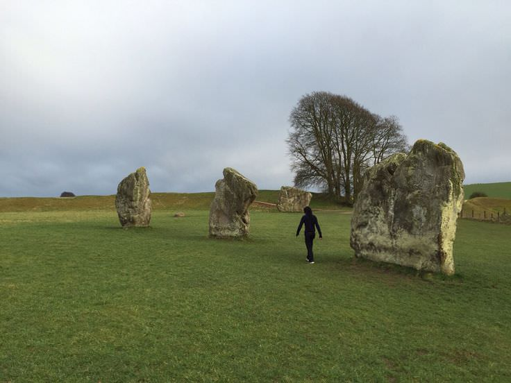 Research Trip to Avebury Stone Circle-17