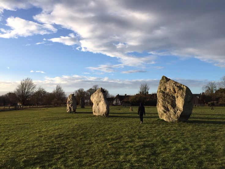 Research Trip to Avebury Stone Circle-18