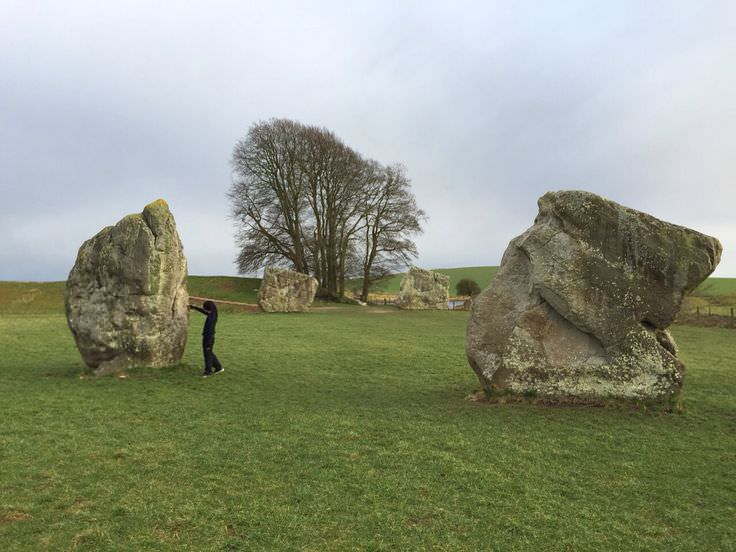 Research Trip to Avebury Stone Circle-4