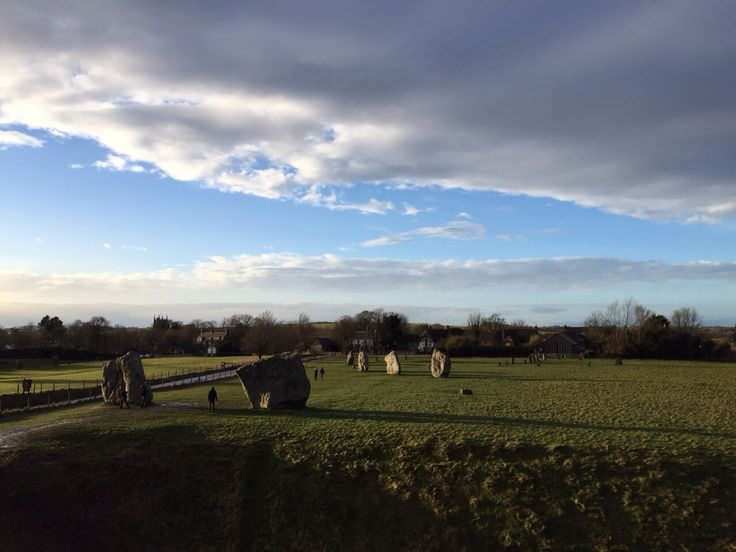 Research Trip to Avebury Stone Circle-5