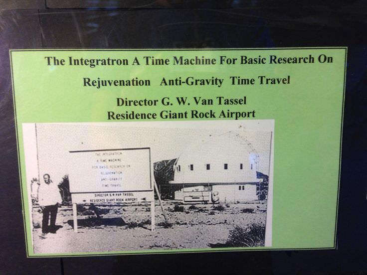 The Integratron, rejuvenation, anti-gravity and time travel-7