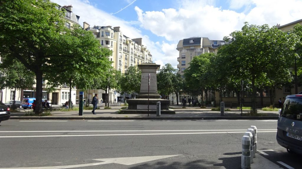Research Trip to IAP - Institut d'Astrophysique de Paris - 33