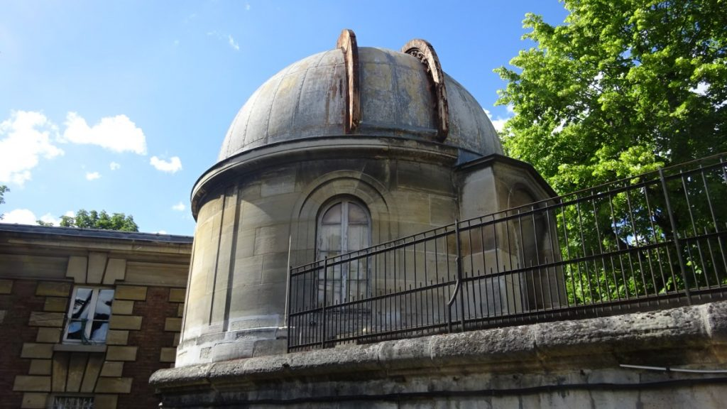 Research Trip to IAP - Institut d'Astrophysique de Paris - 38
