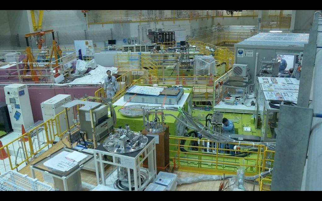 Research to J-PARC - Japan Proton Accelerator Research Complex - 16
