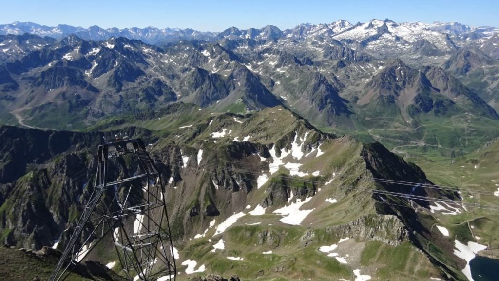 Research to Pic du Midi Observatory 16