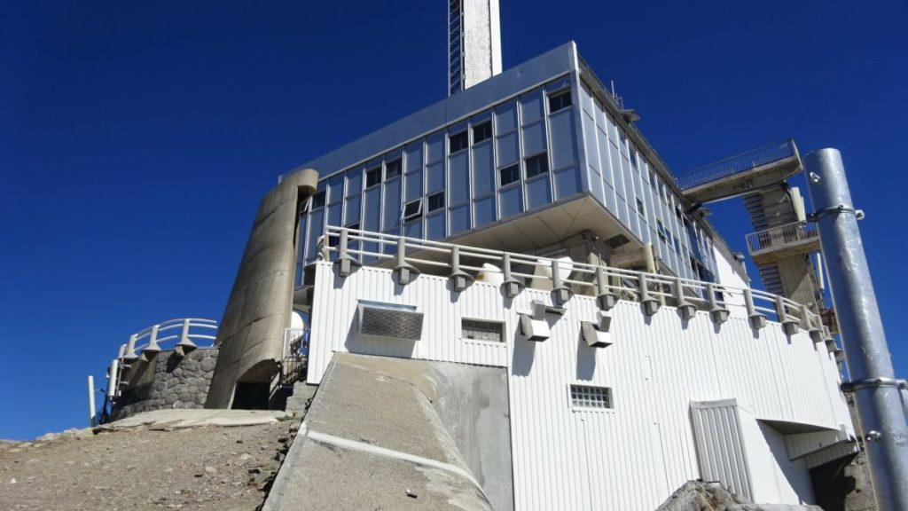 Research to Pic du Midi Observatory 26