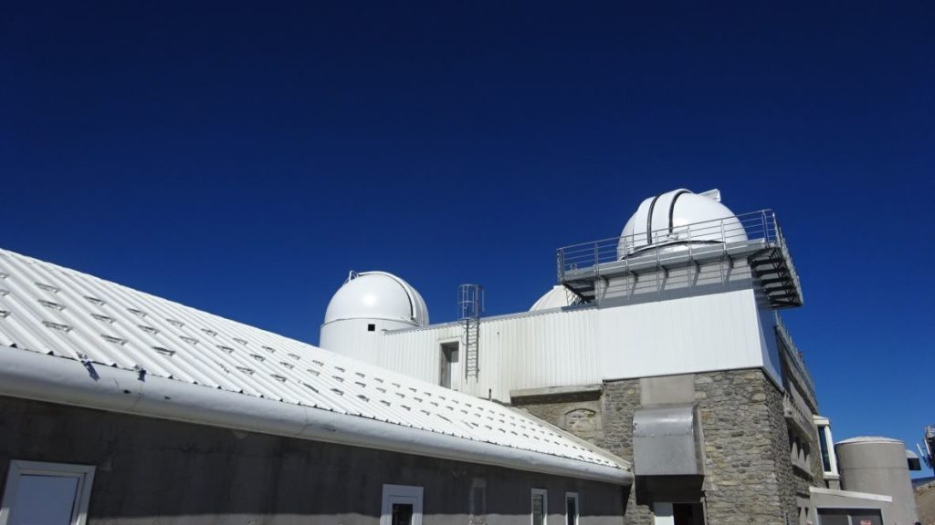 Research to Pic du Midi Observatory 8