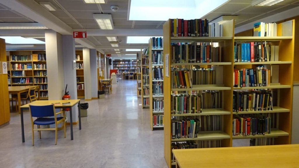 visiting CERN library 19
