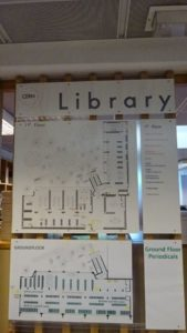 visiting CERN library 4