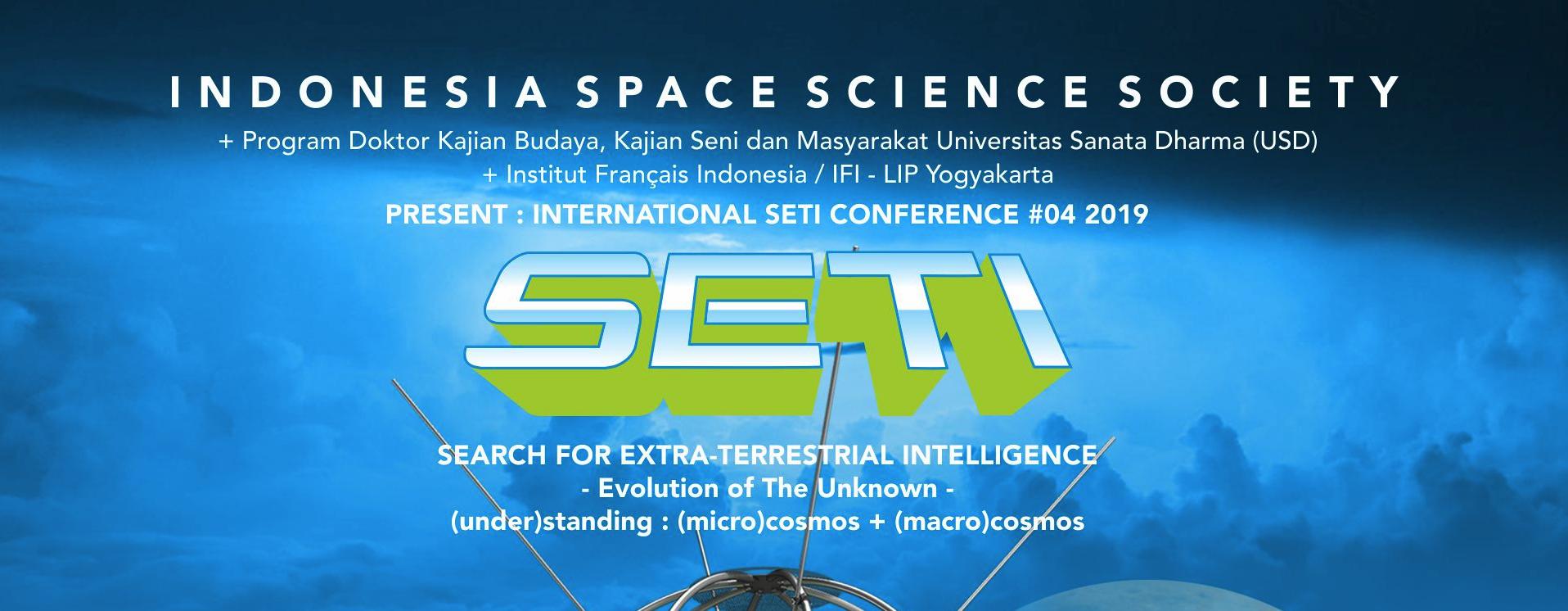 SETI 2019